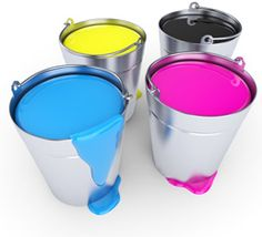 Find Cmyk Buckets Paint stock images in HD and millions of other royalty-free stock photos, illustrations and vectors in the Shutterstock collection. Thousands of new, high-quality pictures added every day. Screen Printing Companies, Printing Services, Web Design, Logo Design, Nippon Paint, Screen Printer, Photoshop, Printing Ink, Business Printing