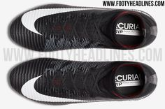 8c67fcce410 Black Nike Mercurial Superfly V 2017-18 Boots Leaked - Footy Headlines Nike  Soccer