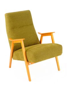 ahh more mid-century chair love