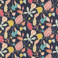 Harlequin - Designer Fabrics and Wallcoverings | Products | British/UK Fabrics and Wallpapers | Flavia (HLOC120116) | Folia Fabrics