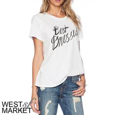 ✨HOST PICK 3/7/16  Best Dressed Tee Best Dressed Tee! West Market SF Tops Tees - Short Sleeve