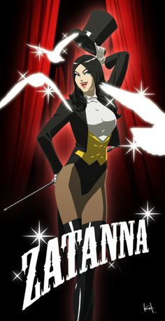 Valuable idea Zatanna porn art magnificent