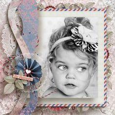 Be Patriotic {Album} by Valentina`s Creations - #studio #valentina #digiscrap