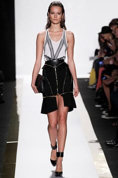 Hervé Léger by Max Azria | Spring 2014 Ready-to-Wear Collection | Style.com