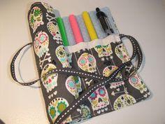Sew Scrumptious: Pen Roll Tutorial