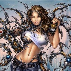 Sexiest Female Comic Book Characters | List of the Hottest Women in Comics (Page 3)