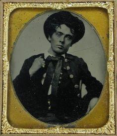 #ArtDept: Daguerreotype, Tinstypes & Ambrotypes of Handsome Men Bad Boy Style, Victorian Men, Bird People, Winter Season, Historical Photos, Old Photos, Vintage Photos, Style Guides, New Orleans