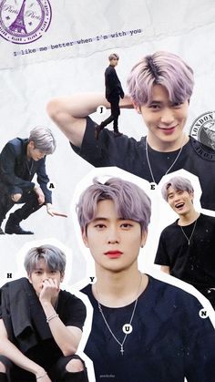 Jaehyun Nct, K Pop, Kpop Wallpaper, Lock Screen Wallpaper, Online Portfolio Design, Vintage Flowers Wallpaper, Kpop Posters, Movie Posters, Kim Jung Woo