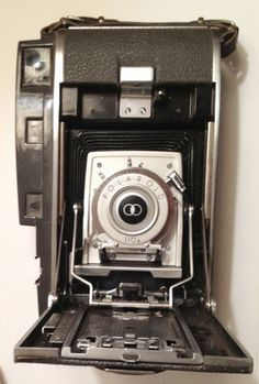 another vintage polaroid