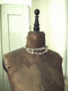 vintage dress form @ princessgreeneye