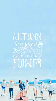 It's almost autumn in my country~