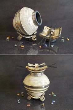 raku ceramic Urn for ashes, white keepsake urn, cremation urn, human urn, pet urn, dog urn, cat urn, black and white personalized urn