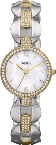 Fossil Delicate Watch - Two-Tone