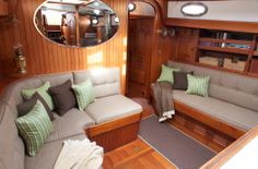 Sunbrella: Marine seating