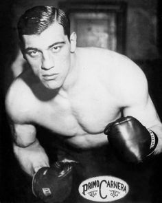 1933-Italian-Boxer-PRIMO-CARNERA-Glossy-8x10-Boxing-Photo-Heavyweight-Print