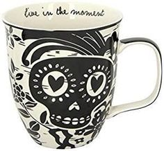 Ceramic Mug~Dishwasher safe~Microwave safe~Inspirational message on inside of mug~Holds 14 ounces