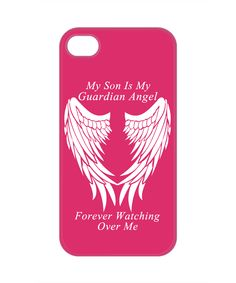 Son Guardian Angel Phone Case