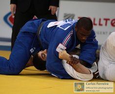 Teddy Riner, heavyweight judo champ