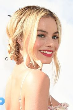 Image result for margot robbie hairstyles