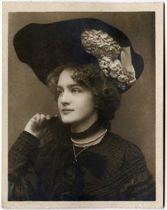 Edwardian actress, Lily Elsie