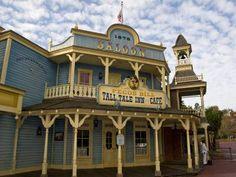 Magic Kingdom - Fronteirland - PassPorter.com