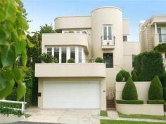 Photo of a concrete house exterior from real Australian home - House Facade photo 147058