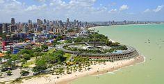 Praia de Tambau in João Pessoa, PB | Brazil
