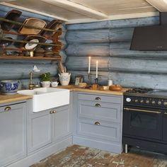 Bilderesultat for hytte kjøkken