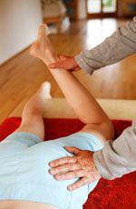 Die Behandlung bei Hüftschmerzen