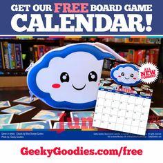 Calendar Wallpaper, Desktop Calendar, Free Board Games, Orange Games, Diy Games, Tabletop Games, Fun Cookies, Game Design, No Time For Me