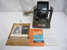 SOZ-906DC マイネッテ 8mm ビューワーエディター M-1 ジャンク_画像1