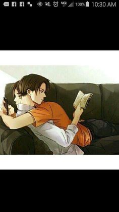 Read Just A Normal Tuesday from the story Ereri Pics And Gifs by Cirenoz (starrymxn) with reads. Attack On Titan Jean, Attack On Titan Fanart, Attack On Titan Ships, Ereri, Eren E Levi, Manga Cute, Fanarts Anime, Animes Wallpapers, Anime Ships