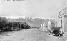 Westcliffe Colorado 1915