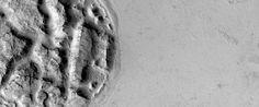 «Αινιγματικός» σχηματισμός στον Άρη