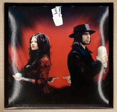 The White Stripes - Get Behind Me Satan (2015) #RSD limited release! #JackWhite #vinyl