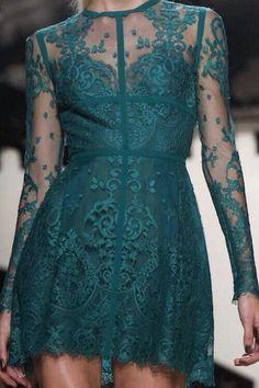 #dress in green beautiful