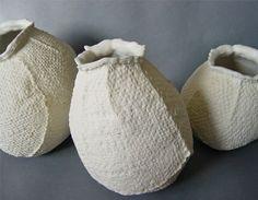 Caroline Andrin. Belgium. Ceramics