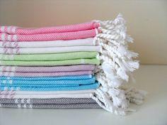 Turkish Bath/Beach Towels