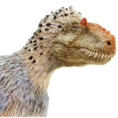 This Yutyrannus toy is the perfect addition to your aspiring paleontologist's dinosaur collection. Spinosaurus, Tyrannosaurus Rex, Ice Age, Prehistoric, Predator, Fossils, Discovery, Feathers, Environment