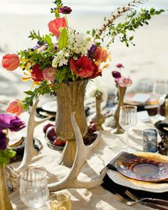 Shake My Blog | Un mariage bohème sur la plage