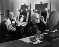 Still of Buster Keaton and Charles Chaplin in Limelight