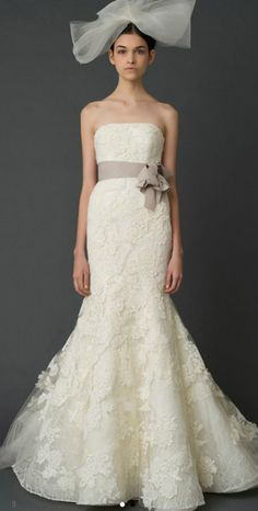 Vera Wang Wedding Dress My dream dress