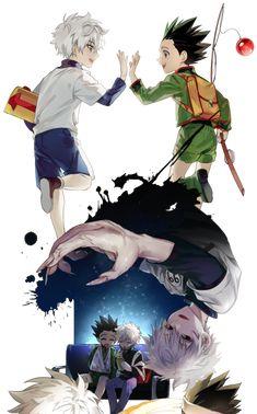Anime Hunter X Hunter Cosplay Jacket Sweatshirt Fleeces Costume Hoodie Otaku Anime, Manga Anime, Fanarts Anime, Anime Guys, Anime Art, Killua, Hisoka, Hunter X Hunter, Hunter Anime