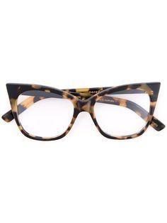 Pared Eyewear Cat & Mouse Glasses In Brown Glasses For Oval Faces, New Glasses, Cat Eye Glasses, Designer Glasses Frames, Rocker Girl, Fashion Eye Glasses, Four Eyes, Cat Mouse, Womens Glasses