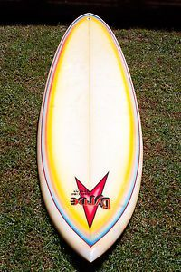 Byrne 6'2 Vintage Single FIN Surfboard Fully Restored | eBay