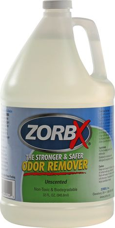 Zorbx 1 Gallon Extra Strength Unscented Odor Remover ** More info could be found at the image url. (This is an affiliate link and I receive a commission for the sales) #Dogs
