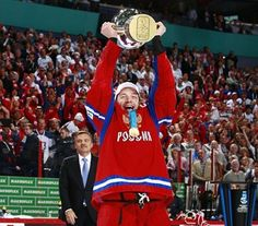 An Early Look at the Russian Olympic Hockey Team for 2014