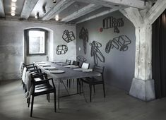 Noma Restaurant by Space Copenhagen - InteriorZine