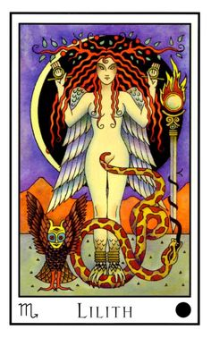 Lilith Moon Oracle