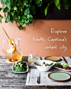 Explore Asheville, North Carolina